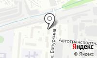 Почтовое отделение БАРНАУЛ 64 на карте