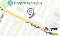 Почтовое отделение БАРНАУЛ 50 на карте