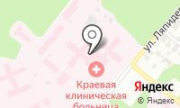 Почтовое отделение БАРНАУЛ 24 на карте