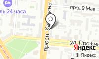 Почтовое отделение БАРНАУЛ 2 на карте