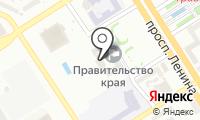 Почтовое отделение БАРНАУЛ 35 на карте