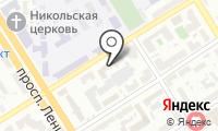 Почтовое отделение БАРНАУЛ 59 на карте