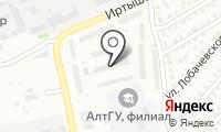 Почтовое отделение БИЙСК 32 на карте
