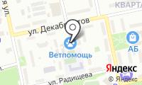 Почтовое отделение БИЙСК 22 на карте