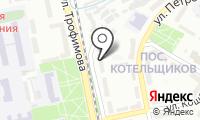 Почтовое отделение БИЙСК 28 на карте