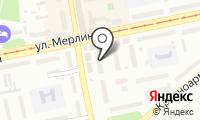 Почтовое отделение БИЙСК 3 на карте