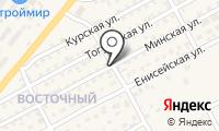 Почтовое отделение БИЙСК 18 на карте