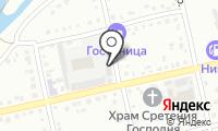 Почтовое отделение БИЙСК 9 на карте