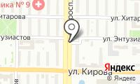 Почтовое отделение САМАРА 51 на карте