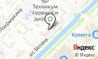 Почтовое отделение НОВОКУЗНЕЦК 5 на карте
