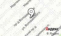Почтовое отделение НОВОКУЗНЕЦК 30 на карте
