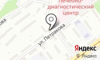 Почтовое отделение НОВОКУЗНЕЦК 34 на карте