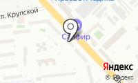Почтовое отделение КРАСНОЯРСК 62 на карте