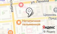 Почтовое отделение КРАСНОЯРСК 21 на карте