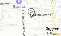 Почтовое отделение КРАСНОЯРСК 56 на карте