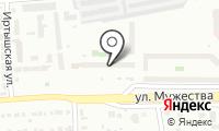 Почтовое отделение КРАСНОЯРСК 43 на карте