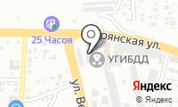 Почтовое отделение КРАСНОЯРСК 47 на карте