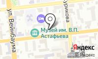 Почтовое отделение КРАСНОЯРСК 49 на карте