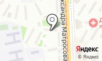 Почтовое отделение КРАСНОЯРСК 16 на карте