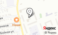 Почтовое отделение КРАСНОЯРСК 52 на карте