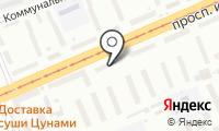 Почтовое отделение КРАСНОЯРСК 59 на карте