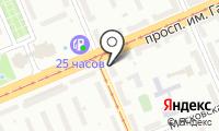 Почтовое отделение КРАСНОЯРСК 37 на карте
