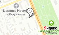 Почтовое отделение КРАСНОЯРСК 50 на карте