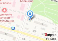 Компания «Перец» на карте