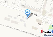 Компания «Сириус» на карте