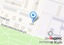 Компания «Георгий» на карте