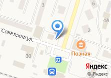 Компания «Мир оптики» на карте