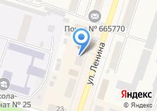 Компания «Салон нижнего белья» на карте