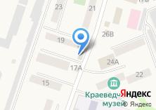 Компания «Эпсис» на карте