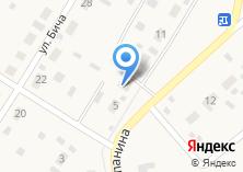 Компания «Аксой» на карте