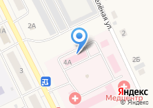 Компания «Вихоревская городская больница» на карте