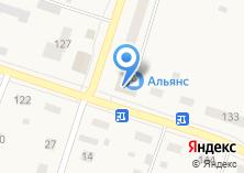 Компания «Магазин детской одежды и женского нижнего белья» на карте