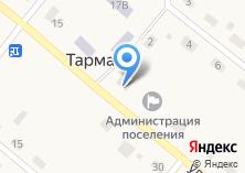 Компания «Дебют» на карте
