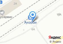 Компания «Анзёби» на карте