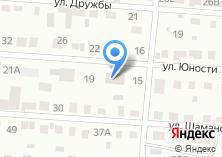 Компания «Горячий хлеб» на карте