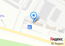 Компания «БАХ» на карте