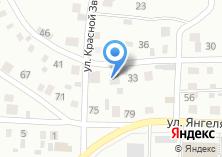 Компания «ЛесСервис» на карте