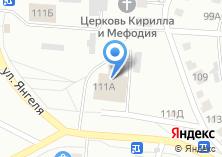 Компания «ТНТ-БСТ» на карте