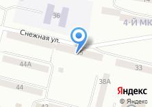 Компания «Магазин на Снежной» на карте