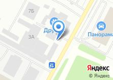 Компания «Сибтеко» на карте