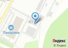 Компания «АМК» на карте