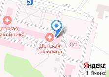 Компания «Братская детская городская больница» на карте