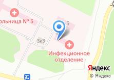 Компания «Братская городская больница №5» на карте