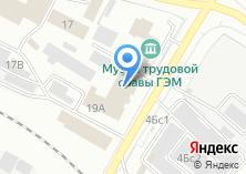 Компания «BRP Center Братск» на карте