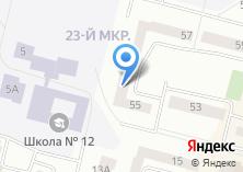 Компания «Братская швейная фирма» на карте