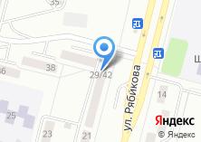 Компания «Underground» на карте